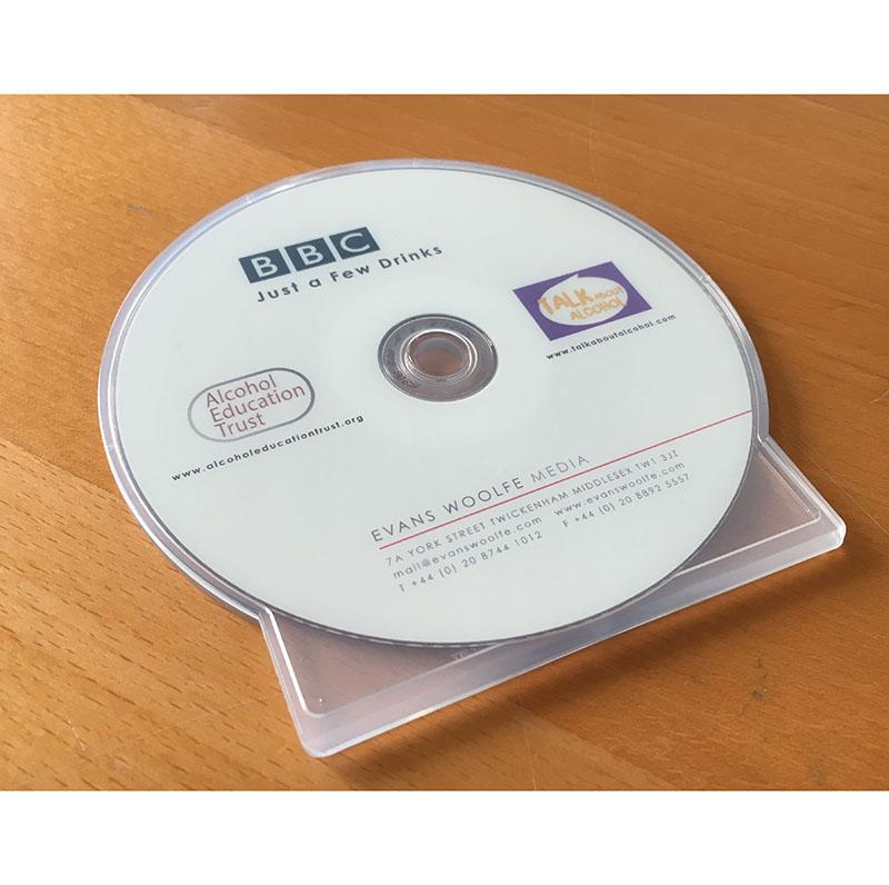 Just a few drinks' BAFTA award winning 4 short films DVD